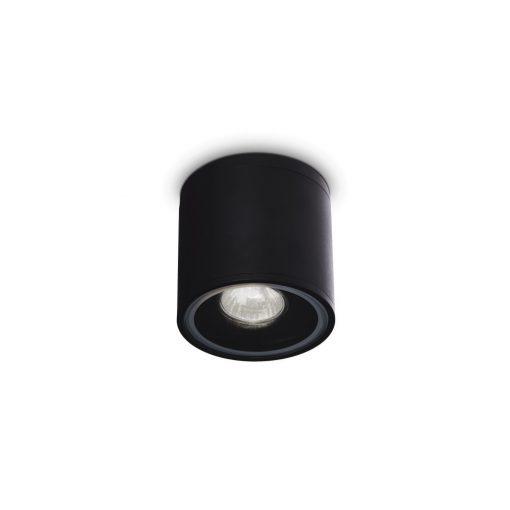 Ideal Lux Kültéri mennyezeti lámpa GUN PL1 NERO 122687