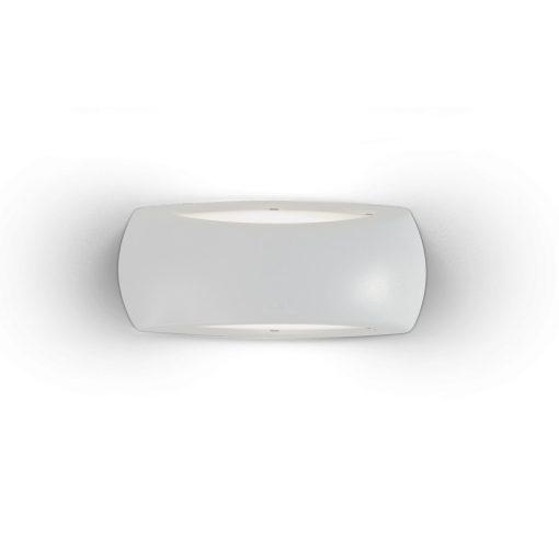 Ideal Lux Kültéri fali lámpa FRANCY-1 AP1 BIANCO 123745