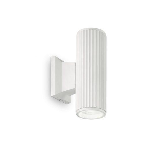Ideal Lux Kültéri fali lámpa BASE AP2 BIANCO 129457