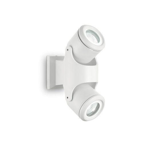 Ideal Lux Kültéri fali lámpa XENO AP2 BIANCO 129495