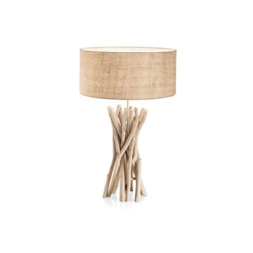 Ideal Lux Asztali lámpa DRIFTWOOD TL1 129570