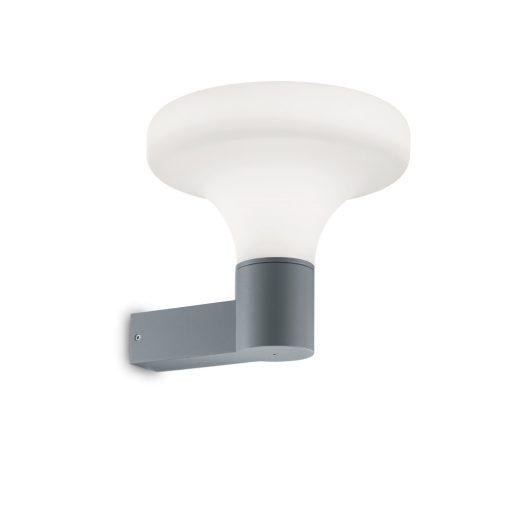 Ideal Lux Kültéri fali lámpa SOUND AP1 GRIGIO 136226