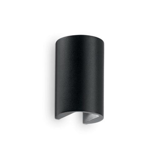 Ideal Lux Kültéri fali lámpa  APOLLO AP2 NERO 137391