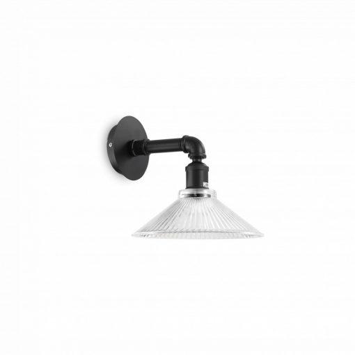 Ideal Lux Fali lámpa  ASTRID AP1 NERO 139951