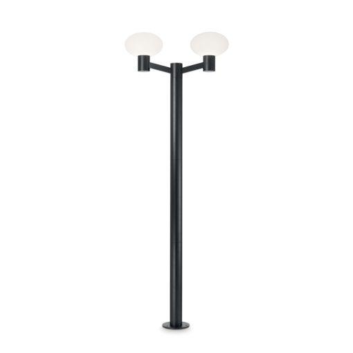 Ideal Lux Kültéri álló lámpa  ARMONY PT2 NERO 145112