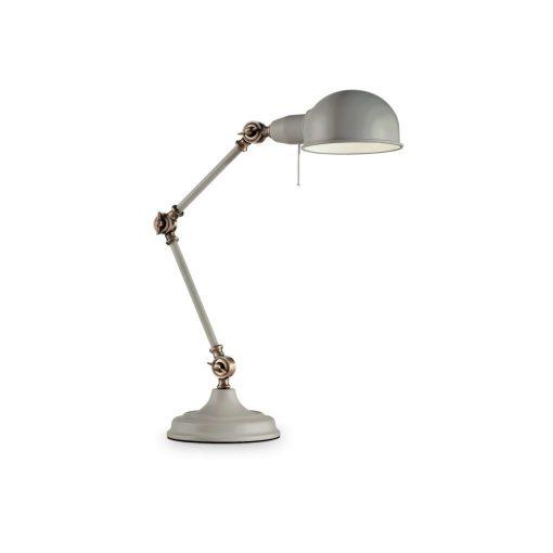 Ideal Lux Asztali lámpa TRUMAN TL1 GRIGIO 145204