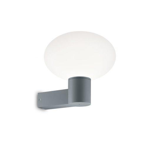 Ideal Lux Kültéri fali lámpa  ARMONY AP1 GRIGIO 147314