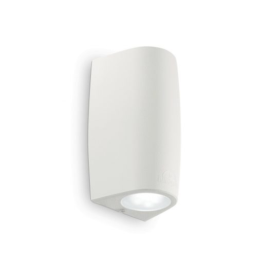 Ideal Lux Kültéri fali lámpa KEOPE AP2 BIANCO 147772