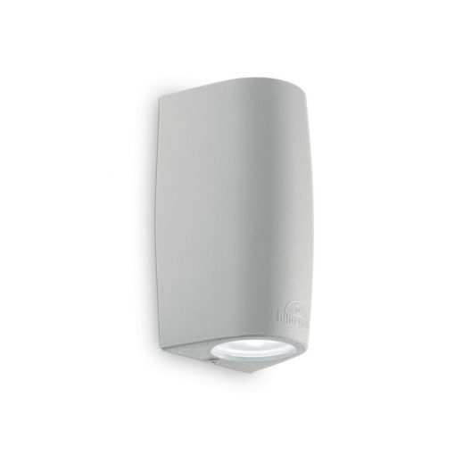 Ideal Lux Kültéri fali lámpa KEOPE AP2 GRIGIO 147796