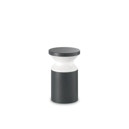 Ideal Lux Kültéri álló lámpa TORRE PT1 SMALL ANTRACITE 158891