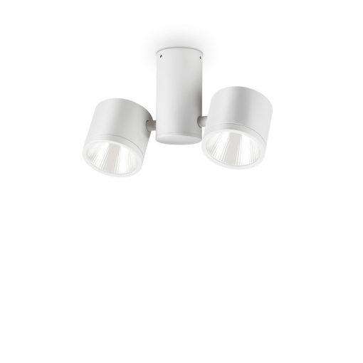Ideal Lux Kültéri mennyezeti lámpa SUNGLASSES PL2 BIANCO 161853