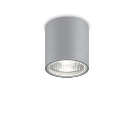 Ideal Lux Kültéri mennyezeti lámpa GUN PL1 GRIGIO 163642