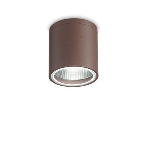 Ideal Lux Kültéri mennyezeti lámpa GUN PL1 COFFEE 163666