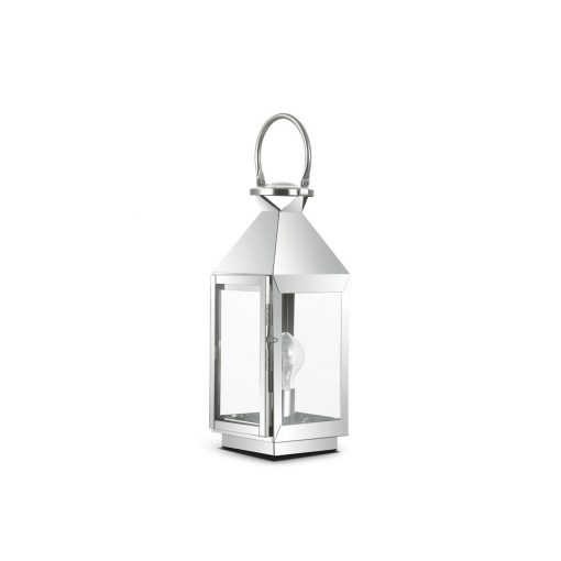 Ideal Lux Asztali lámpa MERMAID TL1 SMALL CROMO 166650