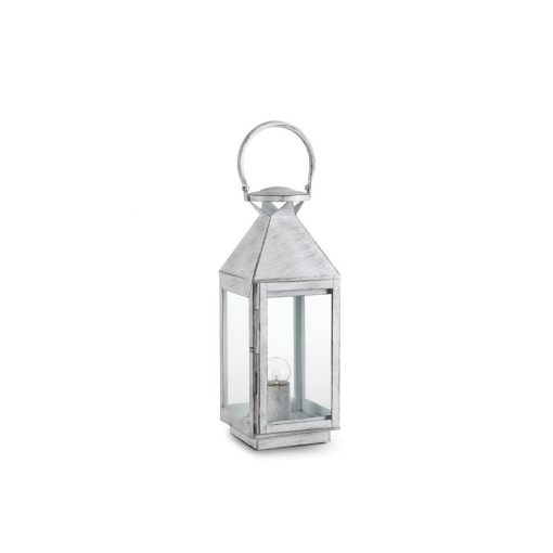 Ideal Lux Asztali lámpa MERMAID TL1 SMALL BIANCO ANTICO 166742