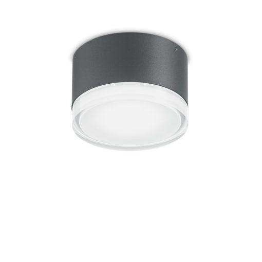 Ideal Lux Kültéri mennyezeti lámpa URANO PL1 SMALL ANTRACITE 168111