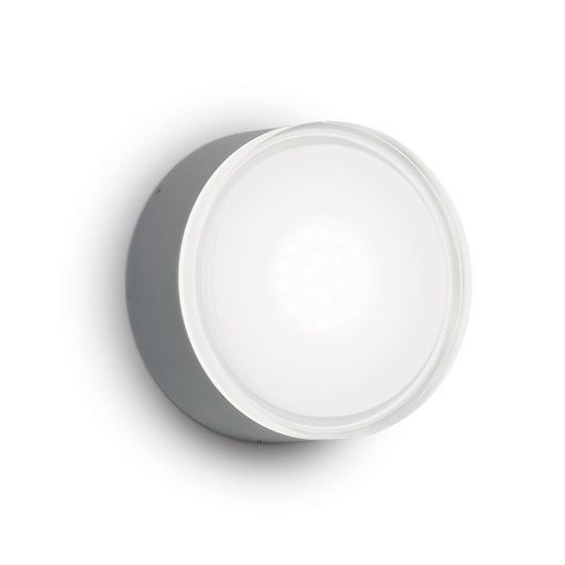 Ideal Lux Kültéri mennyezeti lámpa URANO PL1 BIG ANTRACITE 168135