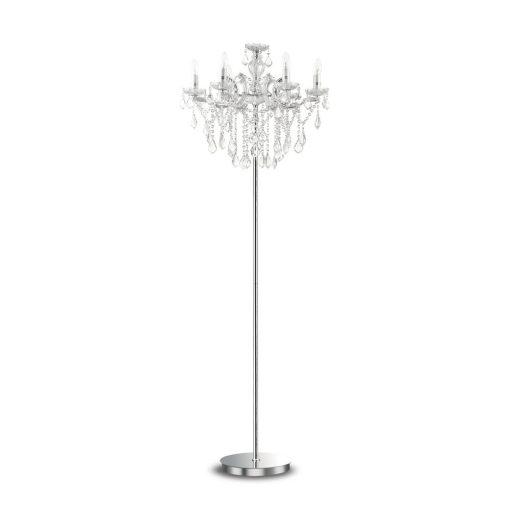 Ideal Lux Álló lámpa FLORIAN PT6 CROMO 179902