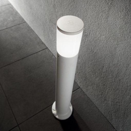 Ideal Lux Kültéri álló lámpa  AMELIA PT1 GRIGIO 198637