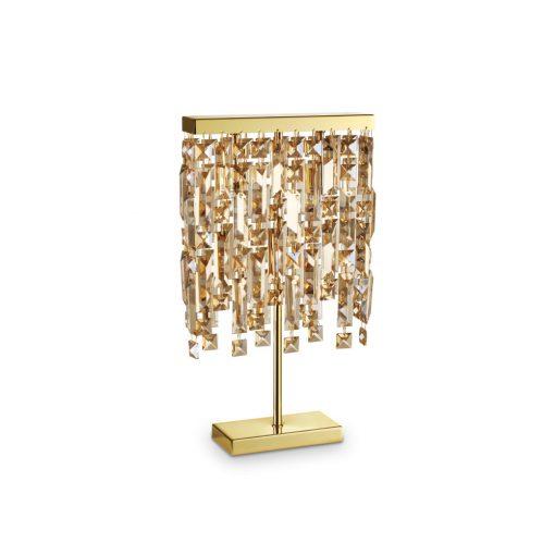 Ideal Lux Asztali lámpa ELISIR TL2 OTTONE 200101