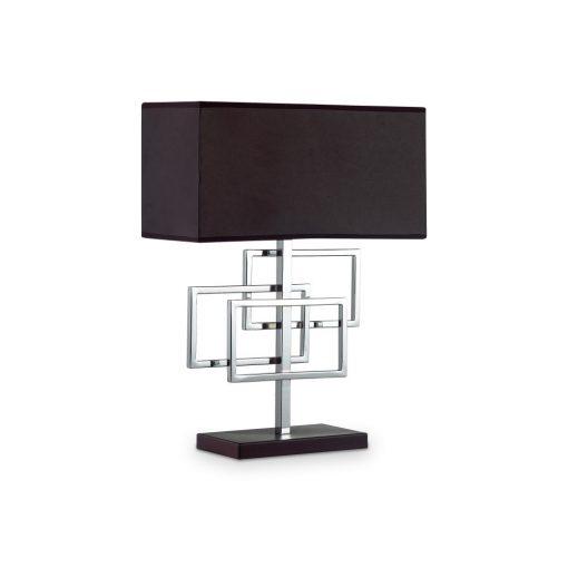 Ideal Lux Asztali lámpa LUXURY TL1 CROMO 201078