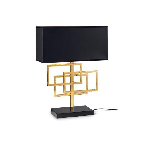Ideal Lux Asztali lámpa LUXURY TL1 OTTONE 201115