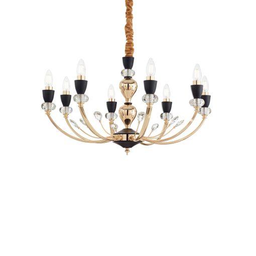 Ideal Lux Csillár VANITY SP8 206622
