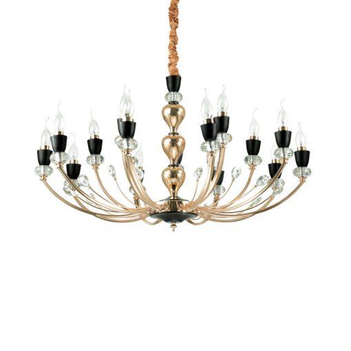 Ideal Lux Csillár VANITY SP15 206639