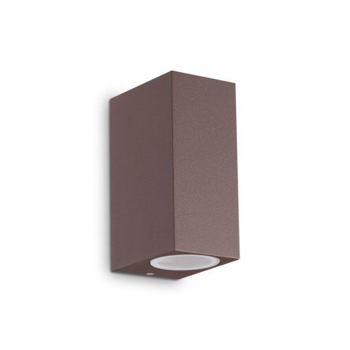 Ideal Lux Kültéri fali lámpa UP AP2 COFFEE 213354
