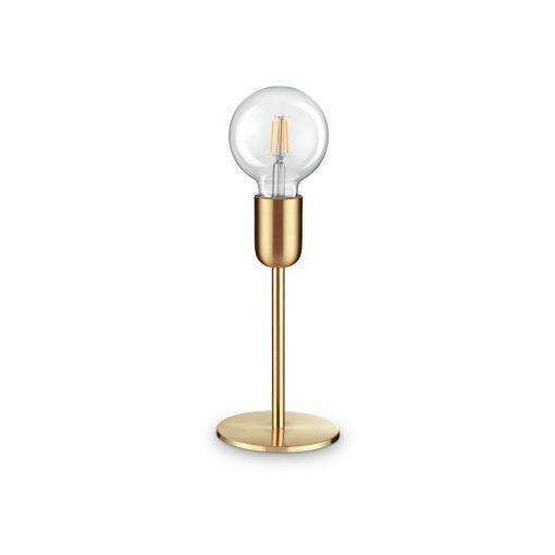 Ideal Lux Asztali lámpa MICROPHONE TL1 OTTONE 232546