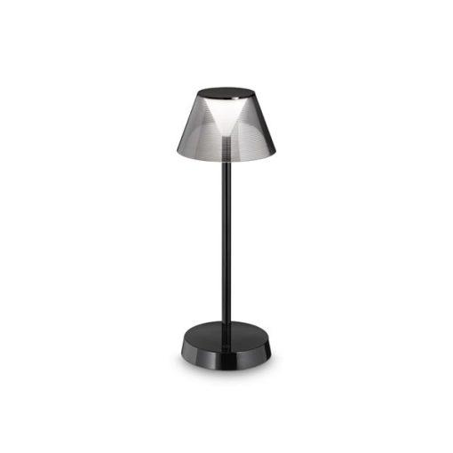 Ideal Lux Asztali lámpa LOLITA TL NERO 250274